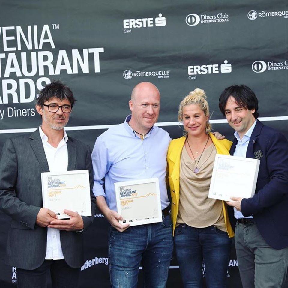 Ana Roš nagrado za najboljšo restavracijo