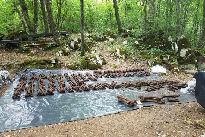 Na Hrvaškem izkopali ostanke okoli 800 pobitih vojnih ujetnikov – žrtev  revolucionarnega nasilja | Nova24TV