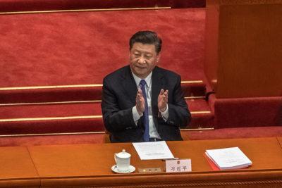 kitajski predsednik 1