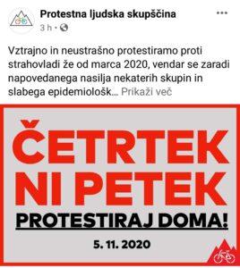 protestna ljudska skupscina