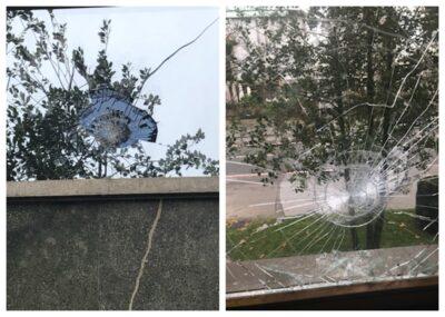 razbita okna dz