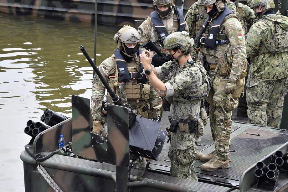 Madzarska vojska na Donavi 2