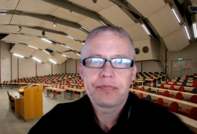 Profesor dr Matej Lahovnik